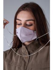 Маска защитная для лица Ингрид  21*13 Розовый