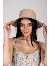 Шляпа слауч Шеннон Розовый 56 Пудровый