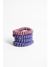 Набор резинок Вики Разноцветный 7 one size Разноцветный