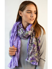 Шарф РС 2253 (8085-3) Фиолетовый
