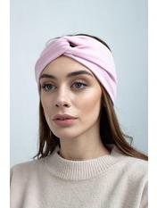 Повязка на голову - тюрбан ТRK-P 4 Розовый