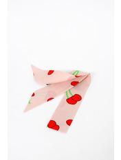 Шарф Гэйлен 88*5 Розовый Пудровый