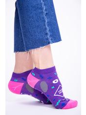 Носки Y128-2 Фиолетовый