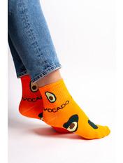 Носочки Нефи 36-40 Оранжевый Оранжевый