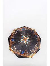 Зонт Унита Шоколадный 115*57*32 Коричневый