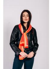 Шарф Бетани 157*50 Оранжевый Оранжевый