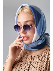 Солнцезащитные очки RB3447 Синий Синий+золотой