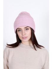 Шапка Райли Розовый one size Пудровый