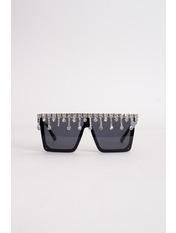 Солнцезащитные очки К1913 В 14*5,5 Черный