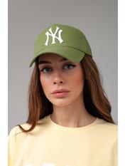 Бейсболка BK-5069 Зеленый Зелено-белый 57-58