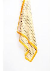 Платок Николь 66*70 Желтый Желтый