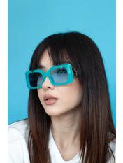 Сонцезахисні окуляри 6938 14,5*4 Голубой