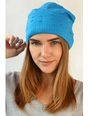 Шапка SHP-1674 Голубой Светло-голубой one size
