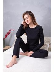 Пижама PGM-7626 Черный S