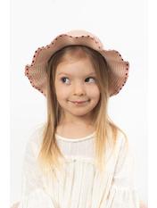Детская шляпа SHL-3991 Розовый 49 Пудровый