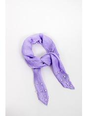 Платок Фиби 56*56 Фиолетовый Лиловый