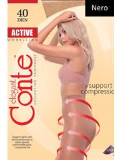 Колготки Conte Active nero 5
