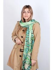 Шарф Ефимия 175*63 Зеленый Салатовый