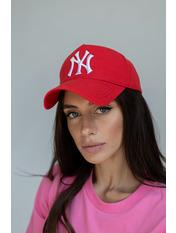 Бейсболка BK-5069 Красный 57-58 Красно-белая