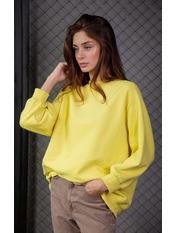 Світшот KOF-641 S Жовтий Лимонний