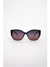 Сонцезахисні окуляри В212 Чорний 14,5*5,2 Черно-фиолетовый
