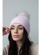 Шапка Софи Розовый one size Розовый