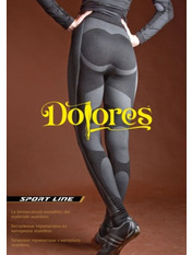 Термоштаны Dolores sport line one size nero
