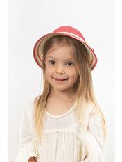 Шляпа детская Кимби Розовый 48 Темно-розовый