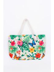 Пляжная сумка SYM-4210 Салатовый Зеленый 52*37*13.5