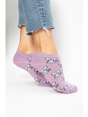 Носочки Доун 36-41 Фиолетовый Лиловый