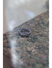 Кольцо Джуди 16 Сиреневый Фиолетовый