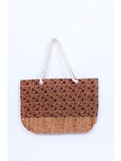 Пляжная сумка SYM-4070 Коричневый 50*36*12