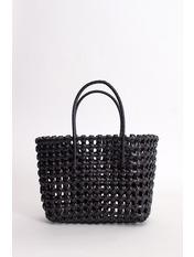 Пляжная сумка S2112 Черный
